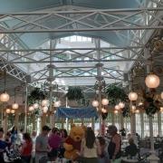 Der Crystal Palace von innen