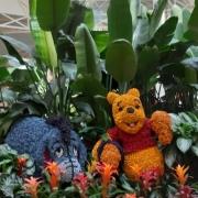 Blumenfigur im Crystal Palace - Teil 2