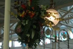 Dekoration im Crystal Palace