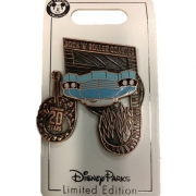 Rock N Roller Coaster Limited Pin