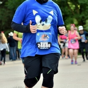Erlinho beim RunDisney in Paris