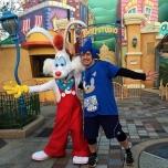 Treffen mit Roger Rabbit