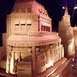 Main Street Sandskulptur