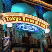 Frozen Fantasy Season im Tokio Disneyland