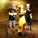Timon Character Meet & Greet