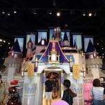 Das Schloss im Shanghaier Disney Store