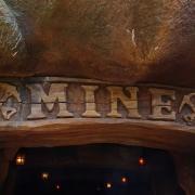 Eingang zum Mine Train