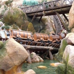Der Mine Train in Action