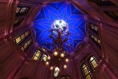 Im Inneren des Shanghai Disneyland Castle