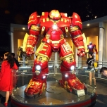 Iron Man in Shanghai