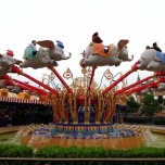 Dumbo im Garden of Imagination