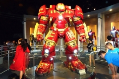 Iron Man in Shanghai