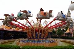 Dumbo im Garden of Imagination