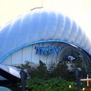 Tron im Tomorrowland