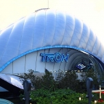 Tron im Tomorrowland