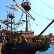 Das Schiff Sirens Revenge