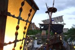 Treasure Cove in Shanghai Disneyland