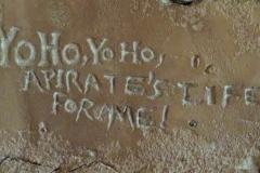 Yoho, yoho, A Pirates Life's for me