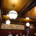 Deko im Restaurant Skipper Canteen