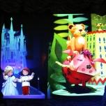 Disney Characters für Small World