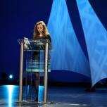 UNICEF-Verteterin Julie Zerlauth-Disic