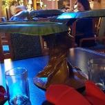 Tisch im Artist Point