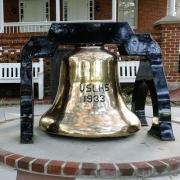 Glocke am Leuchtturm von St. Augustine
