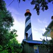 Leuchtturm in St. Augustine Florida