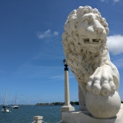 Bridge of Lions in St. Augustine