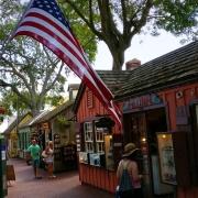 Shops in der Altstadt von St. Augustine