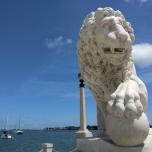 Bridge of Lions in St. Augustine