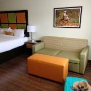Motelzimmer in St. Augustine