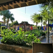 Terrasse des Jaybird's Restaurants