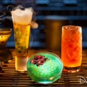 Carbon Freeze, Cantina Mix, Cliff Dweller (Oga´s Cantina) - Alkoholfrei