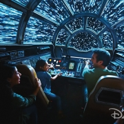 Millennium Falcon - Star Wars: Galaxy´s Edge