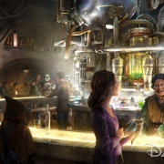 Oga´s Cantina - Star Wars: Galaxy´s Edge