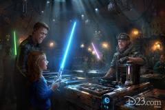 Savi´s Workshop - Star Wars: Galaxy´s Edge