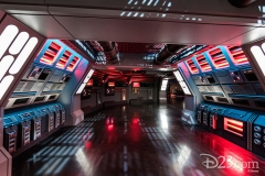 Star Destroyer bei Star Wars: Rise of the Resistance