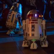 R2-D2 bei der Parade der 501st Legion
