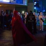 Imperiale Waschen und Darth Vader