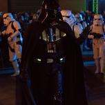 Darth Vader bei der Parade der 501st Legion