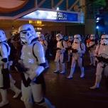 Sturmtruppen bei der Parade der 501st Legion