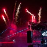 Die große Finalshow der Star Wars Night