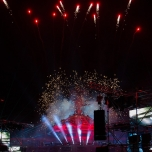 Feuerwerk im Discoveryland