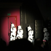 Das Ende der Star Wars Convention