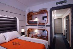 Zimmer im Star Wars Hotel
