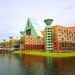 Dolphin Hotel in Disney World