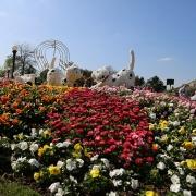 101 Dalmatiner Blumenfigur