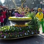 Schmuckwagen Goofy's Garden Party