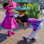 Mickey Mouse - ein wahrer Gentleman